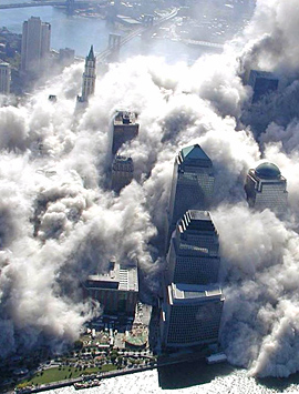 Collapse of the World Trade Center