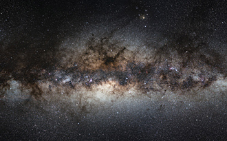 Centre of the Milky Way (image - ESO)