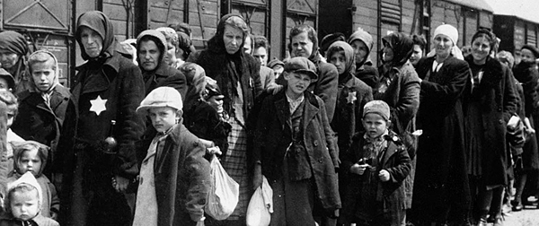 Jews deported to the Nazi concentration camps
