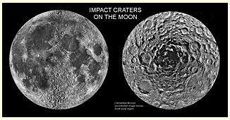 The cratered Moon - click on image for larger view