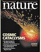 June 2008 edition of Nature, which focused on the evidence for cataclysm in the early solar system
