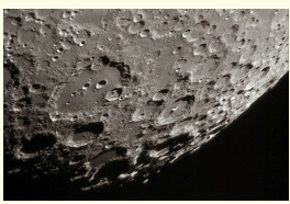 Clavius and other lunar craters